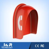 Wholesale Fiberglass Reinforced Polyester Acoustic Phone Booth Pillar Dust Proof For Streets from china suppliers