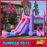 Wholesale COM-129 Jumping And Slide Inflatable Game from china suppliers