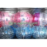 Buy cheap Factory made Cool football games human hamster ball from wholesalers