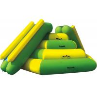 Wholesale CE inflatable water park games inflatable water climbing rock from china suppliers