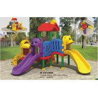 Outdoor Playground Equipment (plastic toys)