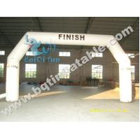 Wholesale Inflatable finish line arch,advertising arch,inflatable archway from china suppliers