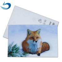 Wholesale Digital Printing Name 3d Plastic Business Cards Size 8.0x5.4cm Alkali - Resistant from china suppliers
