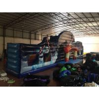 Wholesale Star Wars Fun City Square Sharp Inflatable Jumping House / Inflatable Bounce House Multiplay from china suppliers