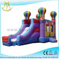 Wholesale Hansel China wholesale indoor and outdoor inflatable castle for kids from china suppliers