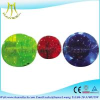 Wholesale Hansel Clear Inflatable Water Ball For Water Pool Games from china suppliers