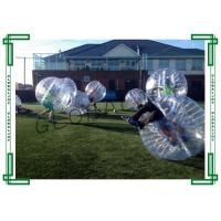 Wholesale Giant Adults Inflatable Bumper Ball Suit Portable With Protection from china suppliers
