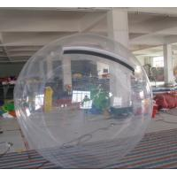 Buy cheap Diameter 2m Transparent TPU Commercial Inflatable Water Ball, Walk Inside Balls from wholesalers
