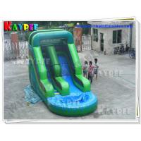 Wholesale Water pool Slide Inflatable water slide PVC aqua slide Inflatable slide Game KSL074 from china suppliers