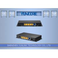 China Yuncore Gigabit POE Ethernet Switch 4 Port48V With 1 Uplink / 1 SFP Port on sale