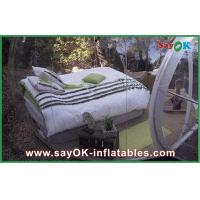 Wholesale Transparent PVC Inflatable Transparent Dome Tent , Inflatable Tent Bubble from china suppliers