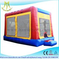Wholesale Hansel high quality commercial inflatable bouncer games inflatable sport games from china suppliers