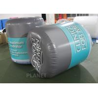 Wholesale Custom Logo Inflatable Life Buoy With D Rings Water Play Equipment from china suppliers
