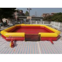 Wholesale Inflatable Bumper Ball Court / Bumper Ball Field For Sale from china suppliers