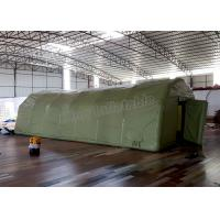 Wholesale Single Layers Arched Inflatable Event Tent Oxford Fabric With Green Color from china suppliers