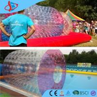 China Lager Full Body Bumper Inflatable Balls For Kids Water Park CE / UL on sale