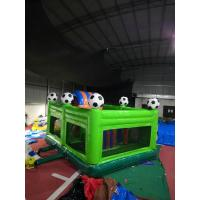 Quality Professional Football Soccer Bounce House Jumpy House For Adults for sale