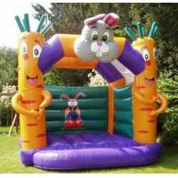 Buy cheap 2010 newly designed exciting inflatable bouncer from wholesalers