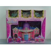 Wholesale Mini Doll House with Light and Music from china suppliers