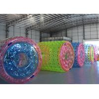 Wholesale Parent - Child Outdoor Inflatable Hamster Balls Picture Color OR Customized Color from china suppliers