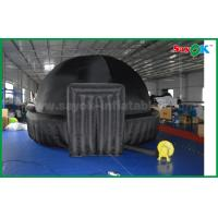 Wholesale Portable Inflatable Planetarium Tent / Astronomy Assembly Program For School Teaching from china suppliers