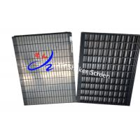 Wholesale Rapid wedge tensioning devices 2 or 3 layers Composite Shaker Screen For Solid Control from china suppliers