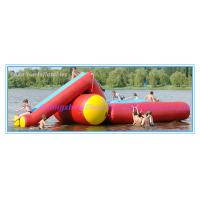 Wholesale Hot Sale Inflatable Water Sports Equipment with Slide (CY-M2083) from china suppliers