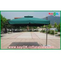 Wholesale 190T Polyester Promotional Outdoor Garden Beach Umbrella Whole Sale from china suppliers