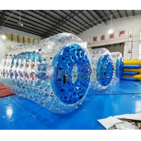 Wholesale EN14960 Water Walking Inflatable Roller Ball Quadruple Stitching from china suppliers