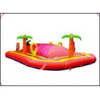 China Attractive Inflatable Bouncy House Plant Theme Bounce Castle with CE, TUV Certificates Approval on sale