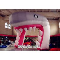 Wholesale Cute Inflatable Shark Arch, Inflatable Channel, Inflatable Tunnel for Sale from china suppliers