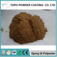 Wholesale Instrument Shell Polyurethane Powder Coating RAL 1002 Sand Yellow Color from china suppliers