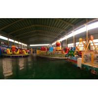Henan Tops Kids Park Rides Factory