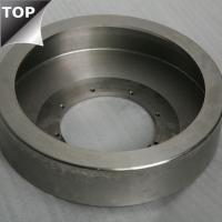 Wholesale Customized Drawing Cobalt Chrome Alloy Castings Spinner Disc Dia 300 - 400mm from china suppliers
