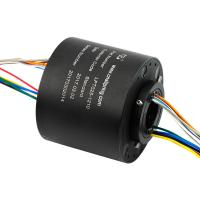 IP54 Protection Through Hole Slip Ring 300 Rpm Rotating Speed For Shadowless Lamp