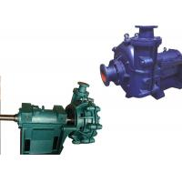 Wholesale Low Pressure Electric Slurry Pump / Slurry Sump Pump One Stage Structure WA from china suppliers