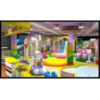 Wholesale Professional Manufacturer Colorfull Kids Indoor Playground Good Quality Indoor Playground from china suppliers