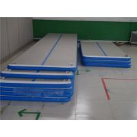 Wholesale Sports Center Gymnastics Air Tumble Track Mats , Gymnastics Bounce Mat Eco Friendly from china suppliers