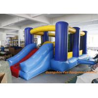 Wholesale Small Inflatable Bounce House With Slide / Air Jumper Inflatable Bouncer from china suppliers