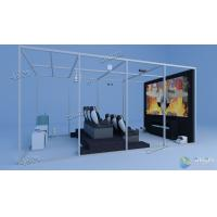 Wholesale Mini Mobile 5D Cinema Theater For Science / Shopping Mall Novel And Unique Experience from china suppliers