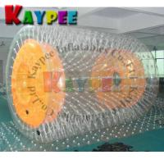 Transparent water roller ball water game Aqua fun park water zone KZB007