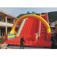 Wholesale Outdoor Inflatable Slide Inflatable Amusement from china suppliers