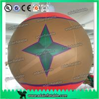 Wholesale New Brand Event Hanging Decoration Inflatable Ball With LED Light/Inflatable balloon Decor from china suppliers