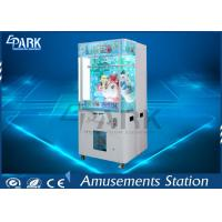 Wholesale Shopping Mall Scissor Cut Line Crane Game Machine / Toy Claw Machine from china suppliers