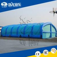 China Outdoor camping inflatable tent, commercial inflatable tent for camping on sale