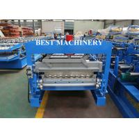 Quality Austria Seaming Lock Accessory Equipment Roller Door Roll Forming Machine Garage for sale