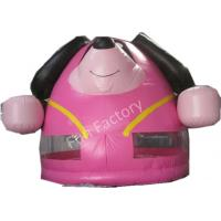 China Carton Inflatable Bounce House , Jumping Inflatable Bouncer House , Mini Inflatable Bounce House on sale
