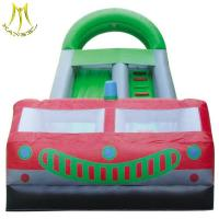 Wholesale Hansel outdoor entertainment equipment inflatabe slide for family amusement from china suppliers
