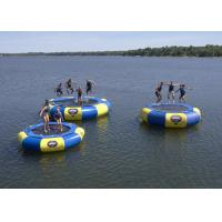 China Outdoor Inflatable Water Toys , Giant Inflatable Water Toys For rental on sale