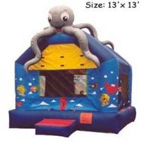 Wholesale Commercial 0.55mm PVC Inflatable bouncer, Inflatable Bouncy House YHB-042 for Kids from china suppliers